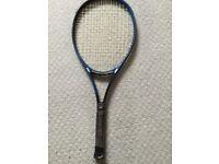 Pricision tennis racket