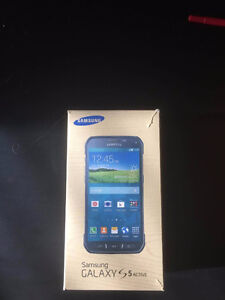 One of a kind Samsung S5 Active for sale!!!