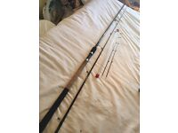 Garbolino fishing rod