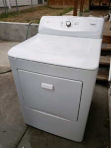Haier electric dryer $145 Can deliver