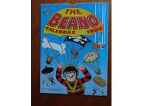Beano Comics, 2 DVDs and Calendar