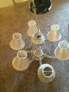 SOLD - Pretty Chandelier! Stratford Kitchener Area image 2