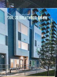 3BR Condo (Brand New) at Brentwood LRT  Across from U of C