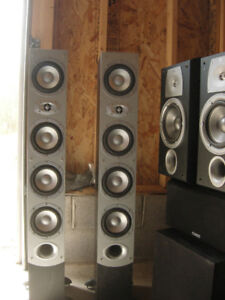 Audio Speaker Home Theater Package