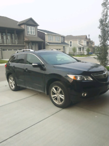 Reduced!! Acura RDX 2013 Teck!!in warranty !!
