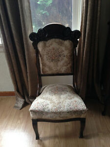 Chairs and Settee
