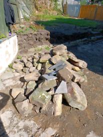 Stone (free)......