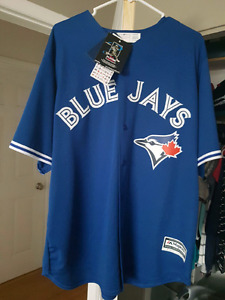 Signed Bluejays jersey