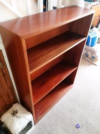 Bookshelf Two Shelves Chipboard