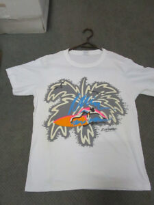 Brand new - souvenier t-shirt from Barbados