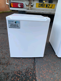 On the counter fridge with small ice box freezer £50