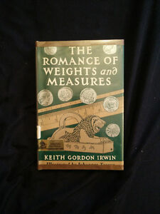 The romance of weights and measures