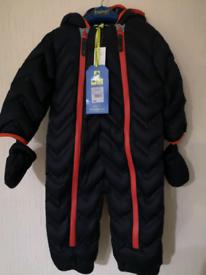 Brand New Ted Baker snowsuit.