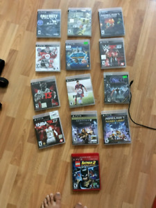 PlayStation 3 system and games