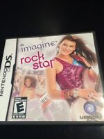 Rock star Nintendo DS game