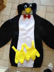 Adult Halloween Penguin Costume