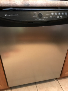 Stainless Steel Frigidaire Dishwasher For Sale 350 or best offer