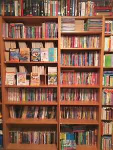 Kids Chapter Books for ages 6-12, Grades 1-6 - over 1,000 titles