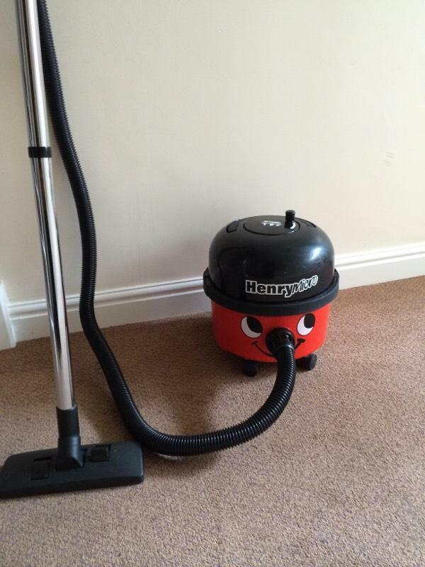 Henry Hoover With Accessories In Toxteth Merseyside