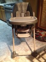 Graco Chadwick high chair
