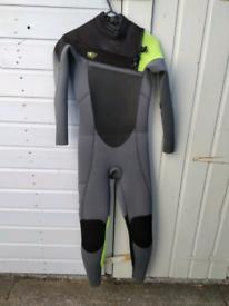 O'Neill superfreak wetsuit