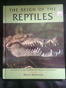 The Reign of the Reptiles