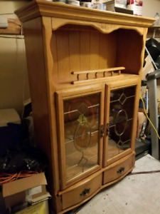 Kitchen Dining Room Cabinet Hutch