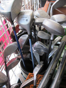 Golf Club Sets, $50/Set with Bag!!!  Only Two Left!!!