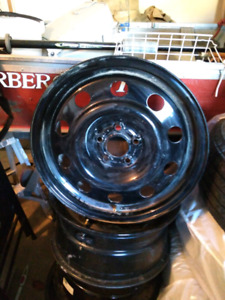 18inch steel rims for Ford Escape 2013 and on