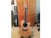 Acoustic guitar - Ovation Applause