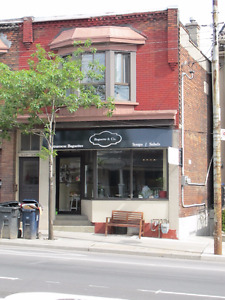 Retail Store or Office Space at Dupont and Dundas West Toronto