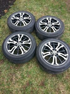 *!*! P185/60R15 Kuhmo Solus on RTX Scorpion Wheels!*!*