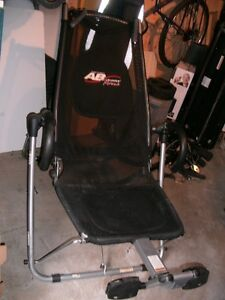 Chaise à exercice Tony Littles AB Lounge XTREME