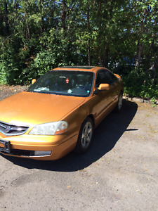 2001 Acura CL Type-S Coupe (For Parts)