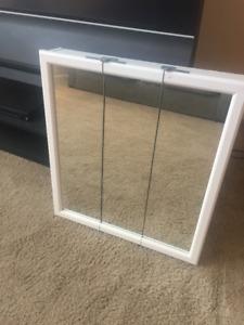 Bathroom Mirror/Cabinet