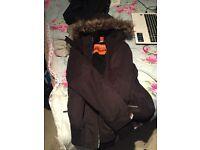 Superdry Winterbomber Coat