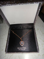 Heart Necklace for u!