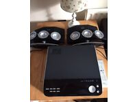 Philips DVD player with surround sound