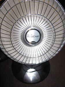 Handyman SPECIAL - 2 Presto Parabolic Heaters - NOT Heating Kitchener / Waterloo Kitchener Area image 2