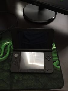 Nintendo 3DS XL and Pokemon Y