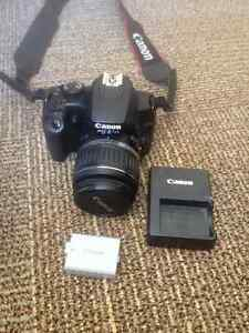 Canon EOS Rebel XS Digital SLR with EF-S 18-55mm lens