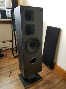 Audiosphere SP-803 Speakers (vintage)