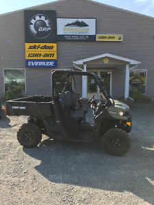 Canam Defender HD5 SALE PRICE $9999 with 3 years warranty!!