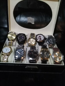 CASE OF WATCHES # 2