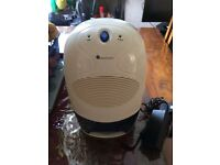 Homefront HFDH600 Peltier Compact Dehumidifier