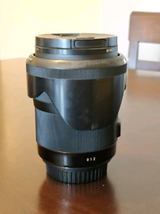 Sigma 35mm f1.4 Canon Mount