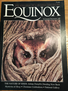 Equinox Magazine Series