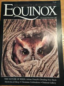 Equinox Magazine Series