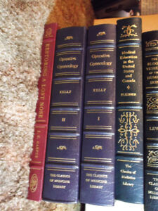 Classics of Medicine Library - 13 volumes - REDUCED PRICE