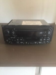 99-04 Jeep Stereo